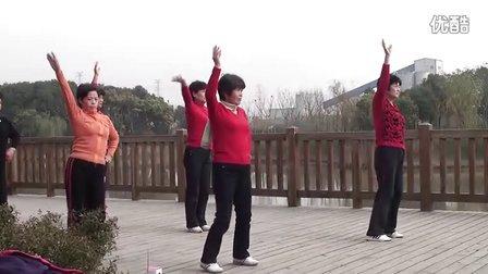 华夏公园练舞01