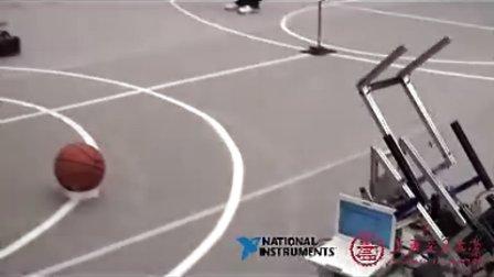 交龙篮球机器人获得国际机器人实作竞赛亚军