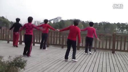 华夏公园练舞04