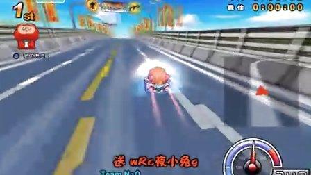 「小海视频」边城浪子送小蕾-城镇高速2组队-1457-改装棉花糖7-