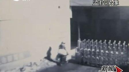 城区频发盗窃案 抚松惊现女飞贼 110324 新闻参考