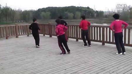 华夏公园练舞06