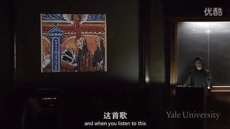 耶鲁大学:聆听音乐15 本尼迪克特教团圣歌和的音乐西斯廷教堂
