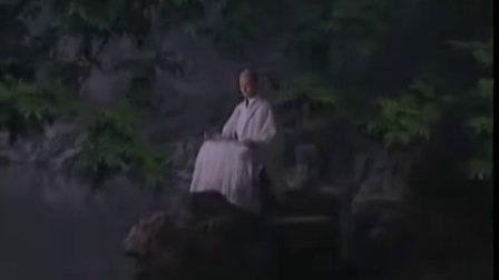 幽深禅院之美女鸣琴