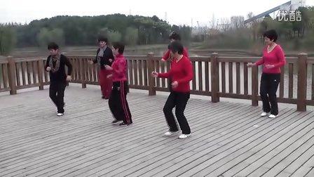 华夏公园练舞10