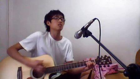 简单(吉他弹唱)