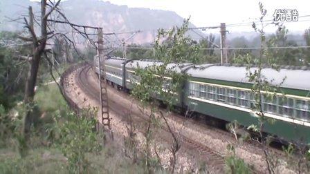 郑局洛段6K-火车视频