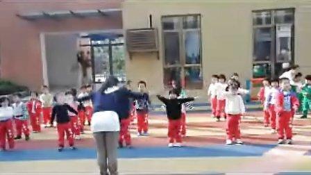 幼儿园小班早操