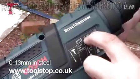 BOSCH博世充电电锤冲击钻GBH18V-LI