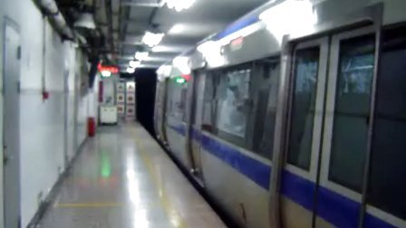 北京地铁2号线[外环],出宣武门站