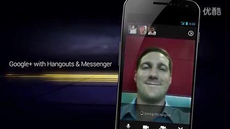 Galaxy Nexus 宣传片