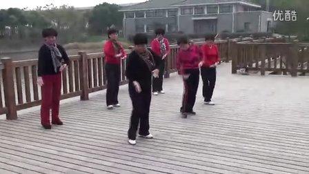 华夏公园练舞09
