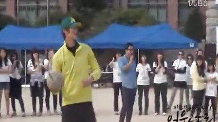 丁一宇111009粉丝会(运动会)视频(4)