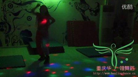 重庆钢管舞爵士舞学校-重庆酒吧热舞领舞学员美