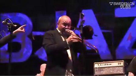 瑞典爵士乐大师尼尔斯·兰德格林(Nils Landgren)采访视频