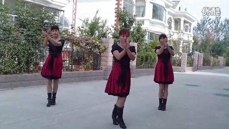 琴芳玲广场舞,恰恰桃花运