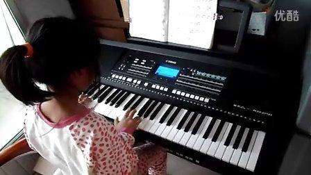电子琴小红帽演奏