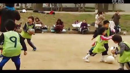 足球要从幼儿玩起,日本是这样玩的