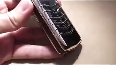 富二代用Vertu Signature真机,www.vertu-shop.cn