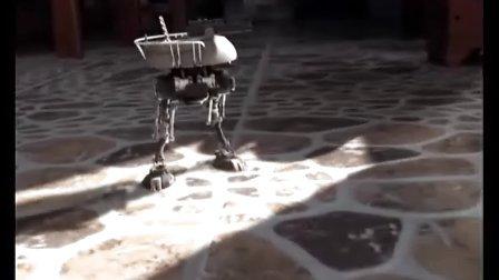 manitou家后院小机器人