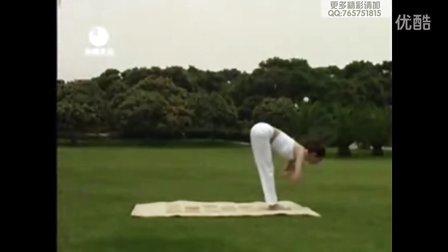 七日瘦身瑜伽第十集 瘦身方法减肥操 减肥方法 视频下载
