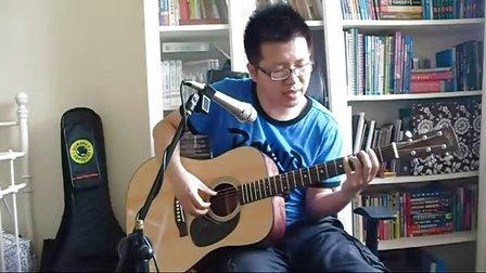 玩易吉他弹唱教学 陶喆 Katrina 演示