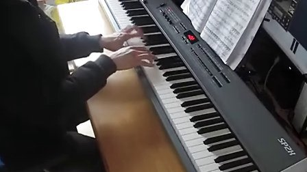 怀日之月捧日之月拥抱太阳的月亮 饭制MV  钢琴演奏版Lyn-时光流逝