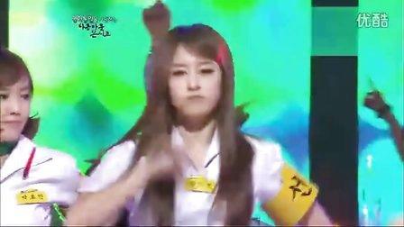 【MV】Roly Poly MBC美丽的音乐会现场版