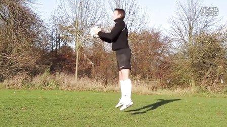 足球教程 体能训练基本练习
