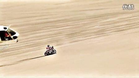 2014达喀尔拉力赛 本田摩托车队宣传片