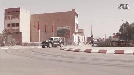 2014达喀尔拉力赛 MINI X-raid车队宣传片