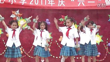 儿童舞蹈《彩虹的微笑》