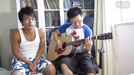 玩易吉他弹唱教学 许巍 礼物 演示