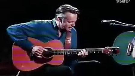 吉他大师Tommy Emmanuel现场演奏_标清