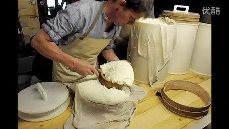 瑞士奶酪制作过程