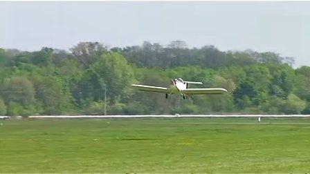 SD-1 Minisport homebuilt ultralight aircraft