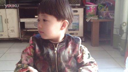 可愛的小男孩帥氣發型蘑菇頭,鍋蓋頭,富城頭
