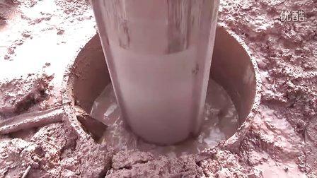 雷沃旋挖钻临沂大型住房工程建设施工作业视频