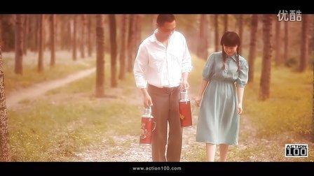 【ACTION100 婚前短片】 献给父母的珍珠婚留念