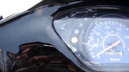 弯梁摩托车110CC