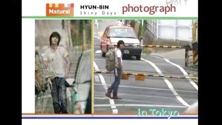 炫彬08年日本写真 Shiny Days natural part01