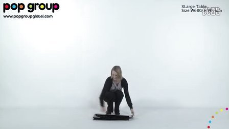 XL Table, by POP Group!