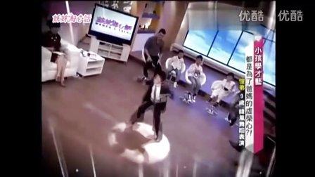恺弟致敬偶像SJ之《A-CHA》