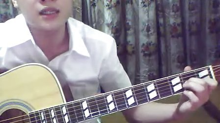吉他弹唱《滴答》
