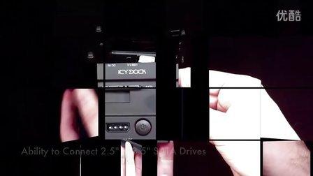 ICY DOCK MB981U3-1SA 2.53.5 USB 3.0 SATA IDE