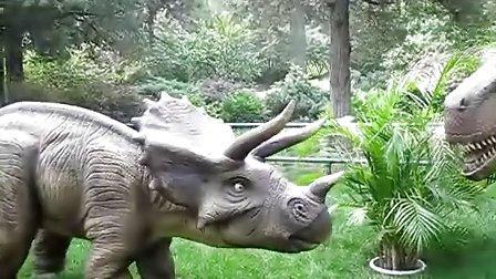 恐龙复活了:三角龙