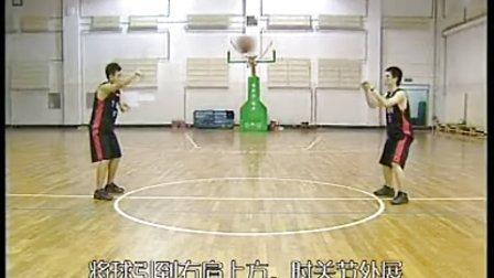 篮球教学基础视频 篮球入门一点通