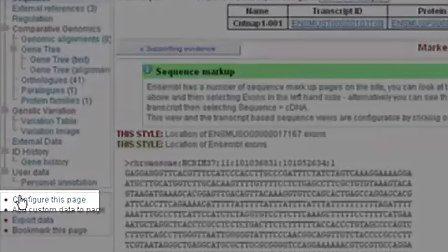 Clip- Genome Variation