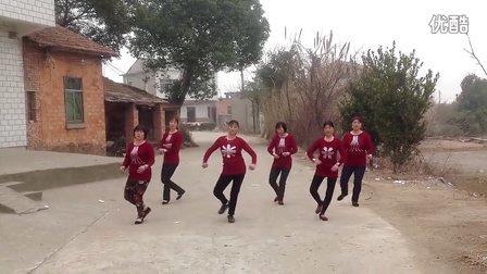 江西省南昌市新建县联圩乡湾上村乡村舞蹈队 我的好兄弟