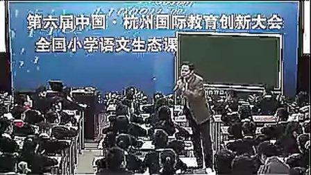青山处处埋忠骨1(新课程小学语文名师课堂实录教学视频专辑)